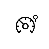 Hız limitörü, hız regülatörü ve uyarlamalı hız regülatörü gösterge ışıkları